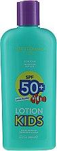 Voňavky, Parfémy, kozmetika Detský krém na ochranu pred slnkom - Mediterraneo Sun Kids Lotion Swim & Play Protetor Solar SPF50