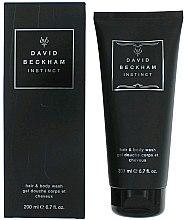Voňavky, Parfémy, kozmetika David Beckham David Beckham Instinct - Sprchový gél