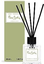 """Voňavky, Parfémy, kozmetika Aroma difuzér """"Mimosa a lipa"""" - Pierre Cardin Home Fragrance Mimosa & Linden"""