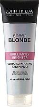 Voňavky, Parfémy, kozmetika Šampón na pridanie leska na blond vlasy - John Frieda Sheer Blonde Brilliantly Brighter Shampoo