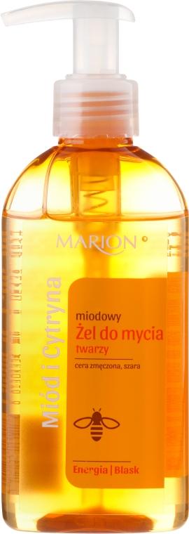 Medový gél na tvár - Marion