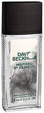 Voňavky, Parfémy, kozmetika David Beckham Inspired by Respect - Deodorant