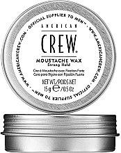 Voňavky, Parfémy, kozmetika Vosk na fúzy silnej fixácie - American Crew Official Supplier to Men Moustache Wax Strong Hold