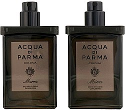 Voňavky, Parfémy, kozmetika Acqua di Parma Colonia Mirra Travel Spray Refill - Kolínska voda