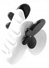 Voňavky, Parfémy, kozmetika Štipec na vlasy 232, biely - Moliabal Milano Hair Clip