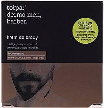 Voňavky, Parfémy, kozmetika Krém na bradu - Tolpa Dermo Men Barber Cream