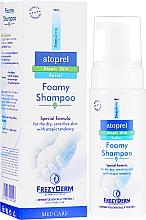 Voňavky, Parfémy, kozmetika Šampón-pena na vlasy - Frezyderm Atoprel Foamy Shampoo
