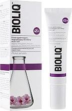 Voňavky, Parfémy, kozmetika Vyhladzovanie krém pre pokožku očí a pier zvyšuje elasticitu - Bioliq 45+ Firming And Smoothening Eye And Mouth Cream