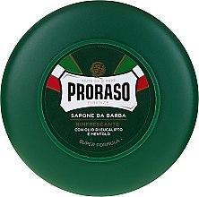 Voňavky, Parfémy, kozmetika Mydlo na holenie s mentolom a eukalyptom - Proraso Green Shaving Soap