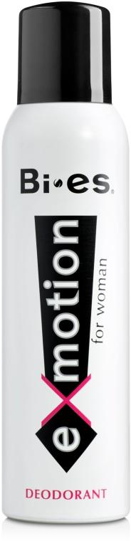 Bi-Es Emotion - Deodorant v spreji  — Obrázky N1