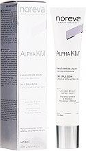 Voňavky, Parfémy, kozmetika Emulzia pre normálnu a kombinovanú pleť - Noreva Laboratoires Alpha KM Emulsion De Jour