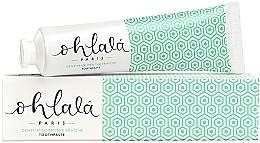 """Voňavky, Parfémy, kozmetika Zubná pasta """"Osviežujúca mäta"""" - Ohlala Fresh Mint"""