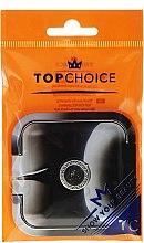 Voňavky, Parfémy, kozmetika Kozmetické zrkadlo obojstranné 5541, čierno-biele - Top Choice