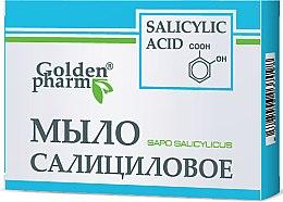 "Voňavky, Parfémy, kozmetika Mydlo ""Salicylové"" - Golden-Farm"