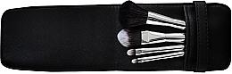Voňavky, Parfémy, kozmetika Sada štetcov na make-up - Gabriella Salvete Tools Travel Set Of Brushes
