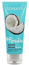 Voňavky, Parfémy, kozmetika Peeling na nohy  - Soraya #Foodie Coconut Foot Peeling