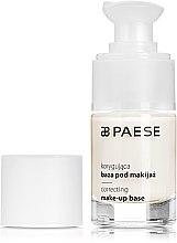 """Voňavky, Parfémy, kozmetika Základ pod make-up """"Korekcia"""" - Paese Correcting Make-Up Base"""