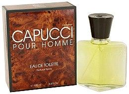 Voňavky, Parfémy, kozmetika Capucci Man - Toaletná voda
