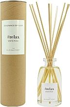 """Voňavky, Parfémy, kozmetika Aromatický difúzor """"Biele pižmo"""" - Ambientair The Olphactory Relax White Musk"""