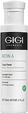Voňavky, Parfémy, kozmetika Aktívne obnovujúce tonikum na tvár s retinolom - Gigi Retin A Overnight Toner