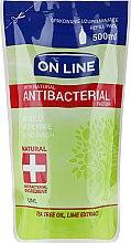 "Voňavky, Parfémy, kozmetika Tekuté mydlo ""Limetka"" - On Line Lime Liquid Soap (Refill)"