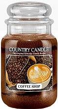 Voňavky, Parfémy, kozmetika Vonná sviečka v tube - Country Candle Coffee Shop
