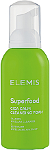 Voňavky, Parfémy, kozmetika Čistiaca pena s extraktom z pupočníka ázijského - Elemis Superfood CICA Calm Cleansing Foam