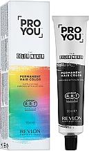 Voňavky, Parfémy, kozmetika Farba na vlasy - Revlon Professional Pro You The Color Maker Permanent Hair Color