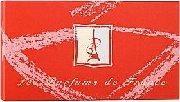 Voňavky, Parfémy, kozmetika Charrier Parfums Top Ten - Sada (edp/5.2ml+edp/5.5ml+edp/5.5ml+edp/2.8ml+edp/5ml+edp/5.6ml+edp/5ml+edp/4.6ml+edp/5ml+edp/4.9ml)