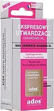 Voňavky, Parfémy, kozmetika Expresné tvrdidlo na nechty - Ados Nail Hardemer Diamond XL