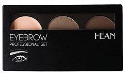 Voňavky, Parfémy, kozmetika Paleta na obočie - Hean Professional Eyebrow Set 2