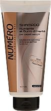 Voňavky, Parfémy, kozmetika Šampón s bambuckým maslom a avokádom - Brelil Numero Nourishing Shampoo With Shea Butter