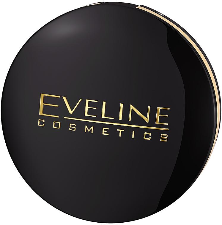 Minerálny kompaktný púder - Eveline Cosmetics Celebrities Beauty Powder