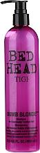 Voňavky, Parfémy, kozmetika Šampón pre odfarbené a poškodené vlasy - Tigi Bed Head Dumb Blonde Shampoo