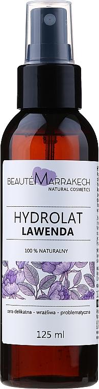 Prírodná voda pre tvár - Beaute Marrakech Lavander Water