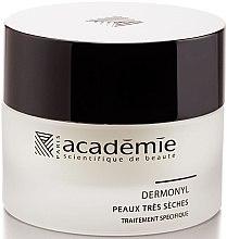 Voňavky, Parfémy, kozmetika Výživný regeneračný krém - Academie Visage Nourishing And Revitalizing Cream Dermonyl