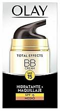 Voňavky, Parfémy, kozmetika BB-krém - Olay Total Effects BB Cream SPF15