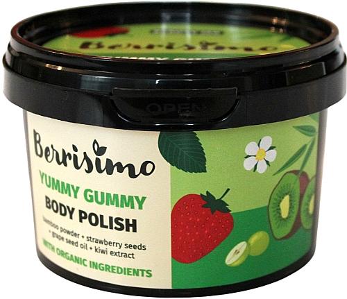 Scrub na telo - Berrisimo Yummy Gummy Body Polish