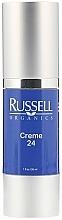 Voňavky, Parfémy, kozmetika Hydratačný krém na tvár - Russell Organics Creme 24