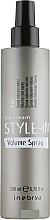 Voňavky, Parfémy, kozmetika Sprej na dodanie objemu tenkým a poškodeným vlasom - Inebrya Style-In Volume Root Spray