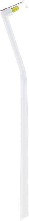 """Monozväzková zubná kefka """"Single CS 1006"""", biela - Curaprox — Obrázky N1"""