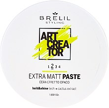 Voňavky, Parfémy, kozmetika Pasta s extramatovým účinkom - Brelil Art Creator Extra Matt Paste