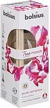 """Voňavky, Parfémy, kozmetika Aromatický difúzor """"Ruža a jantár"""" - Bolsius Fragrance Diffuser True Moods Pure Romance"""