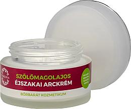 Voňavky, Parfémy, kozmetika Nočný krém s olejom z hroznových jadier - Yamuna Grape Seed Oil Night Cream