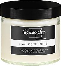 "Vonná sviečka ""Magická India"" - Eco Life Candles — Obrázky N2"