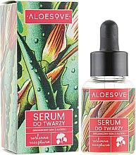 Voňavky, Parfémy, kozmetika Sérum na tvár s organickým extraktom aloe šťavy - Aloesove