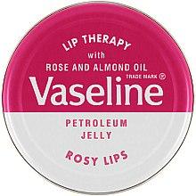 """Voňavky, Parfémy, kozmetika Balzam na pery """"Ruža"""" - Vaseline Lip Therapy Rosy Lips Balm"""