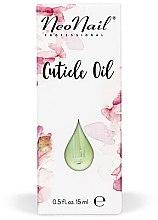 """Voňavky, Parfémy, kozmetika Olej na nechtovú kožičku """"Čaj"""" - NeoNail Professional Cuticle Oil"""