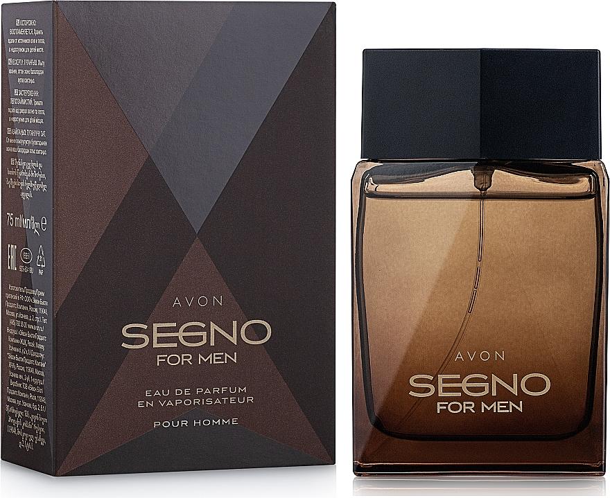 Avon Segno For Men - Parfumovaná voda — Obrázky N2