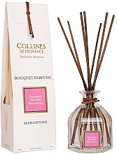Voňavky, Parfémy, kozmetika Aromatický difúzor Divoká orchidea - Collines de Provence Bouquet Aromatique Wild Orchid